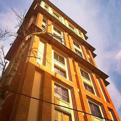 طراحی نماهای جدید ساختمان