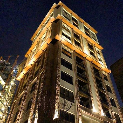 شرکت طراحی نمای ساختمان