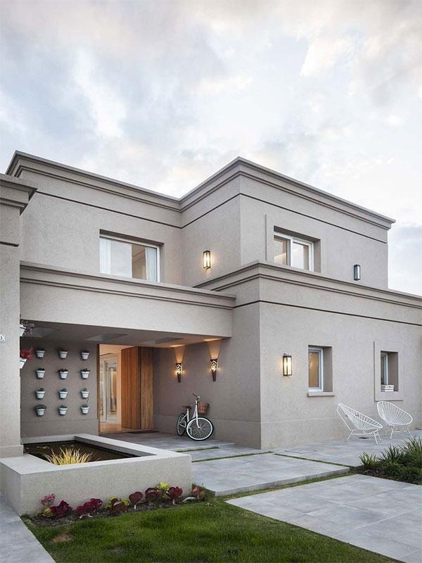 انواع نمای ساختمان ارزان قیمت
