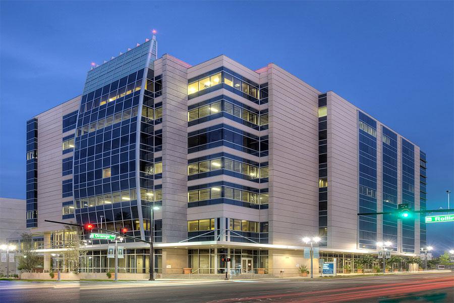 اصول طراحی نمای بیمارستان