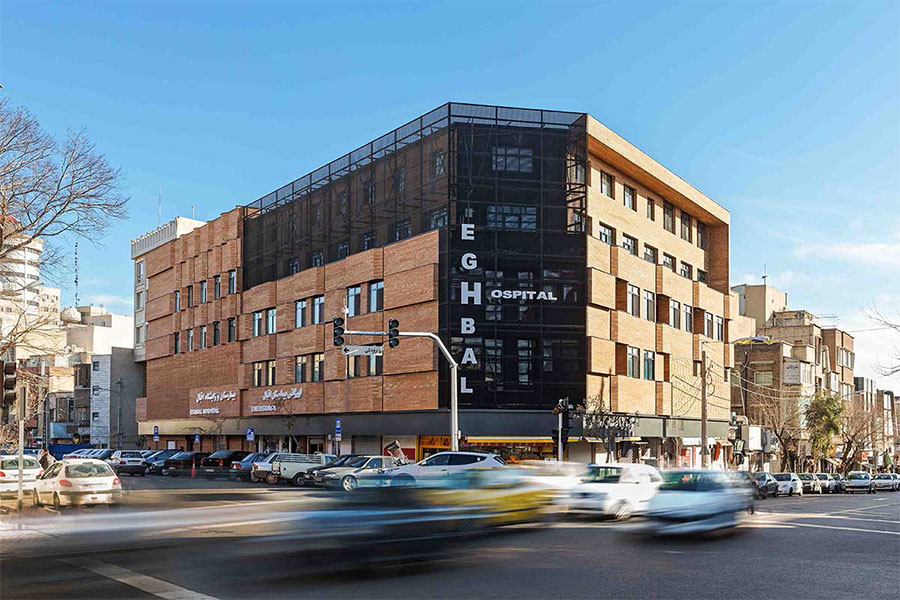 The idea of the hospital