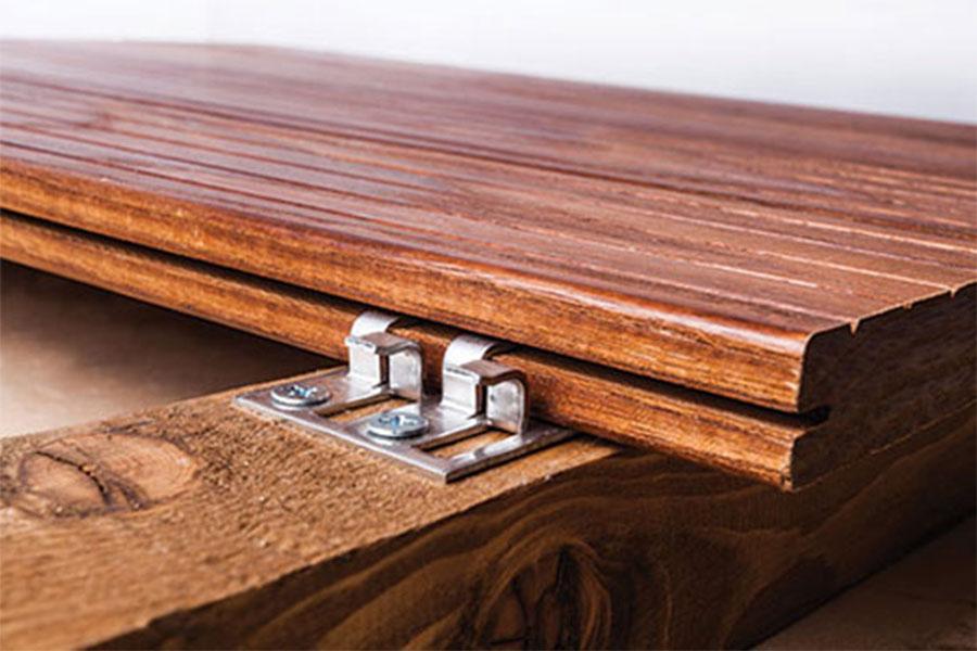 نحوه اجرای نمای چوبی