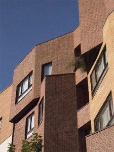 انواع نمای ساختمان های مسکونی