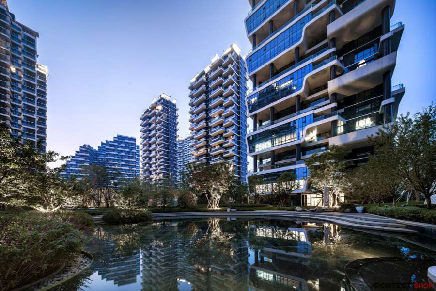 پروژه شهرک مسکونی
