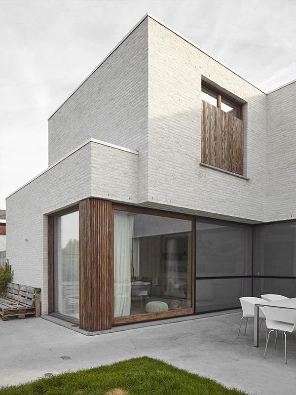 نمای داخلی خانه دوبلکس