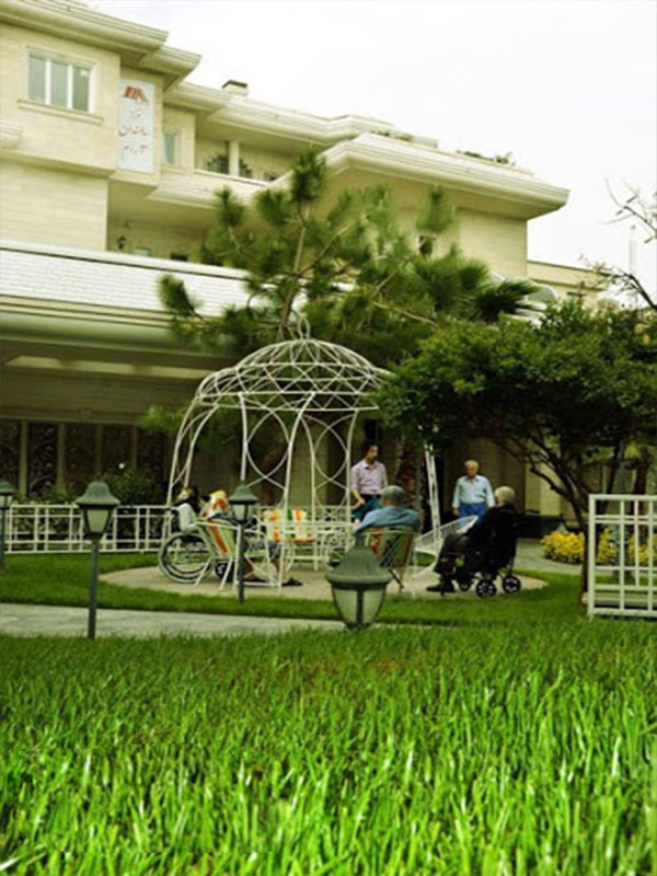 view design of nursing homes