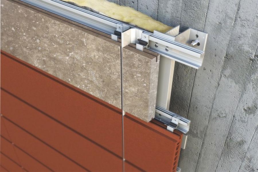 سیستم نصب نمای خشک