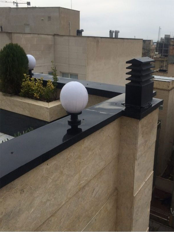 Flushing Roof Details