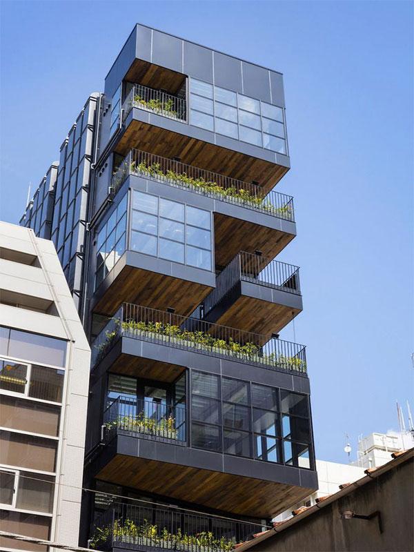 Advantages of facade implementation