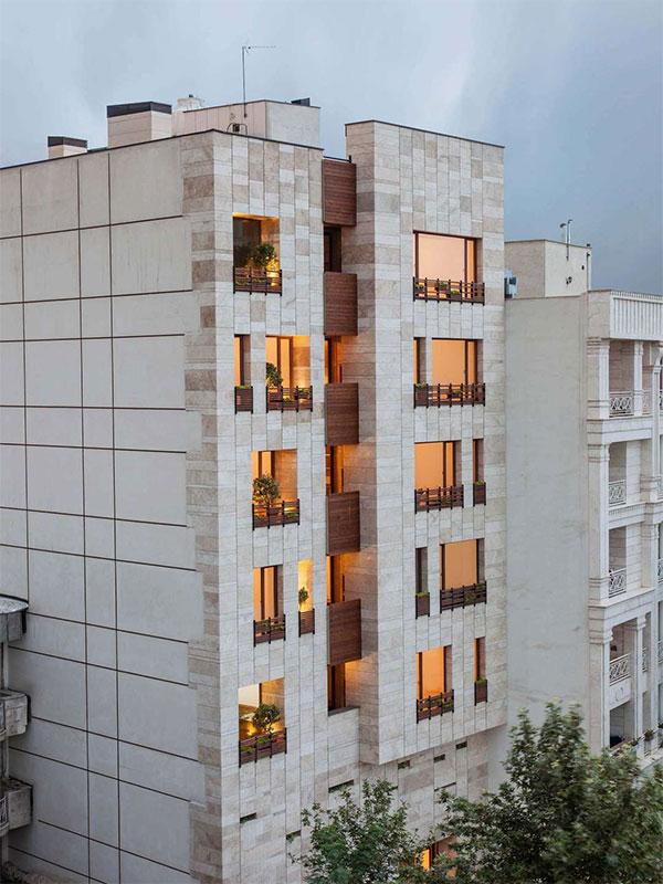 Execution of composite facade