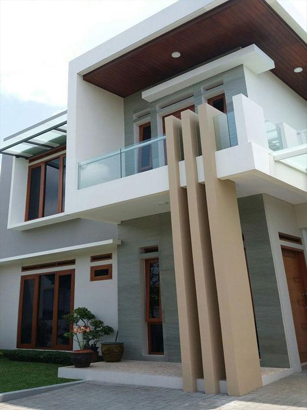 هزینه طراحی نما ساختمان در تهران