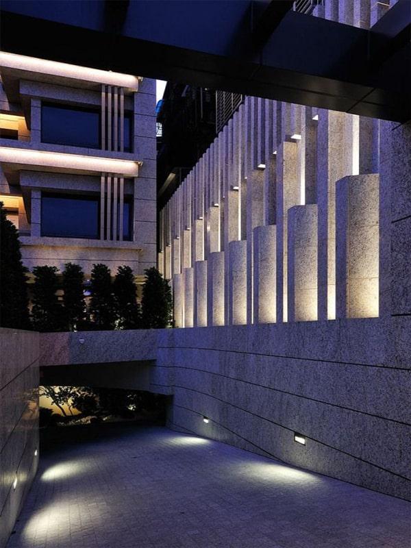 شرکت نورپردازی ساختمان