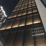 نورپردازی نمای ساختمان ویلایی