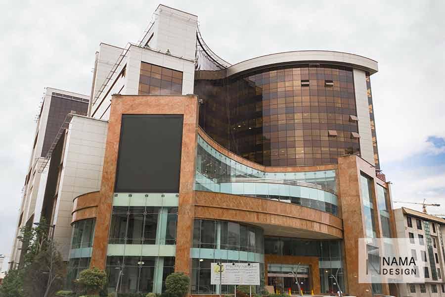 مرکز تجاری پالادیوم
