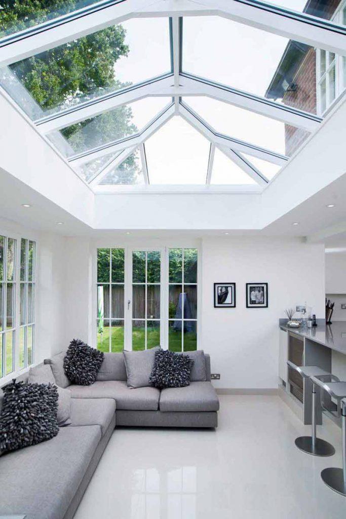 skylights roof design