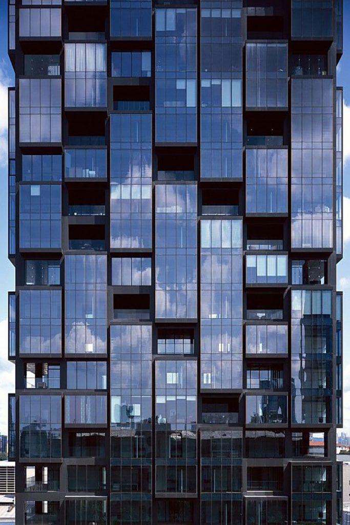 unitize curtain wall