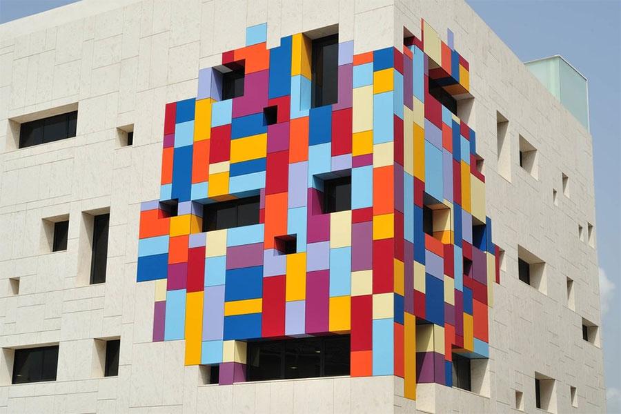 Colours panell composite