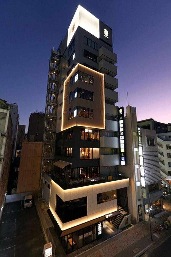 architecture lighting