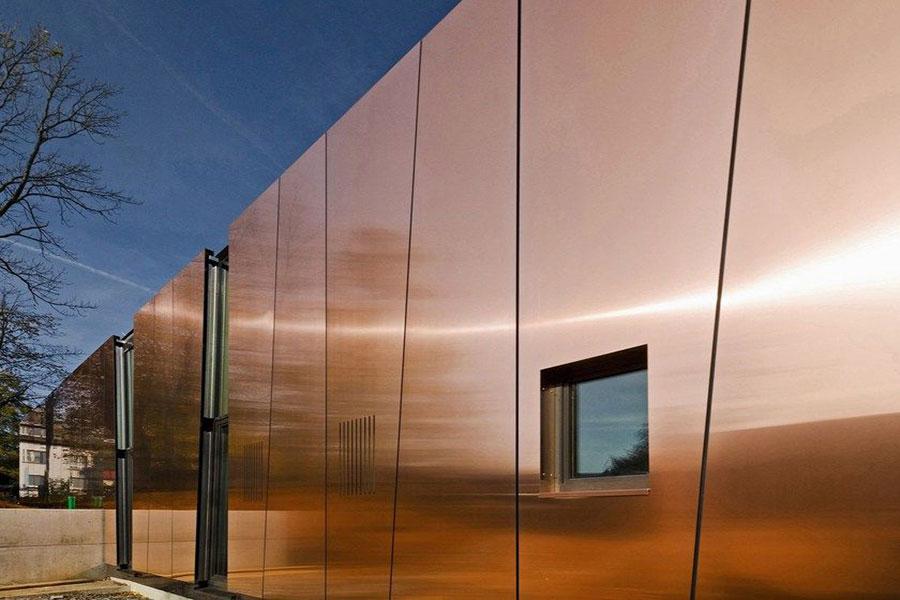 facade composite fix railing