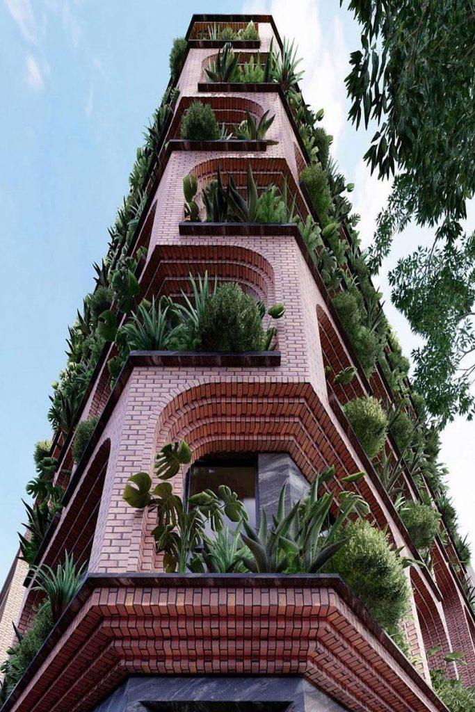 صوابط نمای ساختمان
