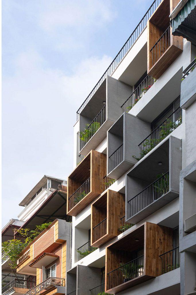 facade price